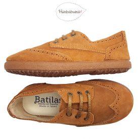 Hierbabuena Sapatos Oxford castanhas Outlet AW2018